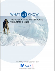 AAAS What We Know Now Report