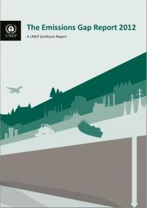 Emissions Gap Report 2012