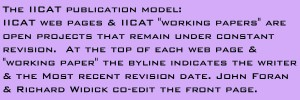IICAT Publication Style Note-FINAL