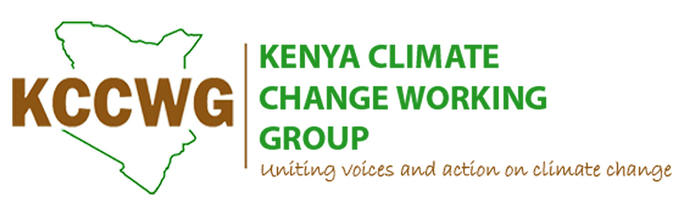 Kenya Climate Change Working Groupkccwg12